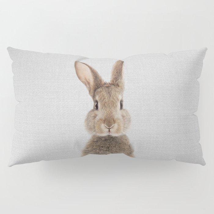 Rabbit - Colorful Pillow Sham