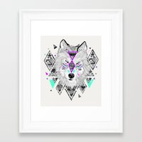 kris tate Framed Art Prints featuring HONIAHAKA by Kyle Naylor and Kris Tate by Kyle Naylor