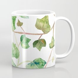 English Ivy Pattern Coffee Mug
