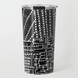 Armada Negative Travel Mug