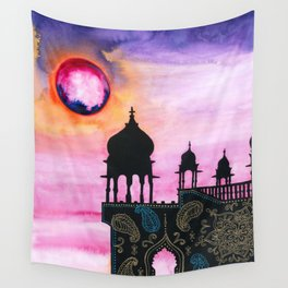 Rajasthan Sunset Wall Tapestry