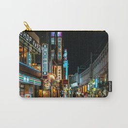 Ueno at night Carry-All Pouch