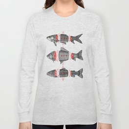 Sashimi All Long Sleeve T-shirt