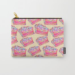 Birthday Cake - Yellow BG Carry-All Pouch