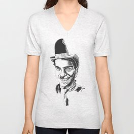 The Comedians Unisex V-Neck