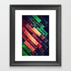 clyryty Framed Art Print