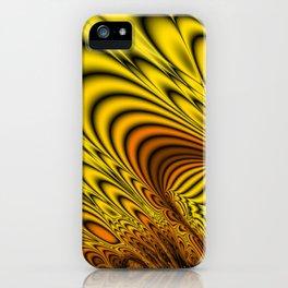 Fractal Filigree iPhone Case