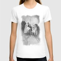 rushmore T-shirts featuring Rushmore at Night by Peaky40