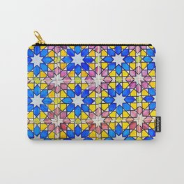 Azulejos - Portuguese tiles Carry-All Pouch
