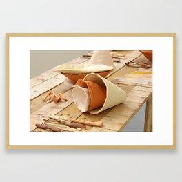 Handmade Aesthetics 1 Framed Art Print