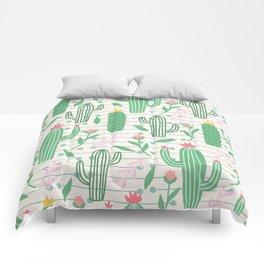 cactus pc Comforters