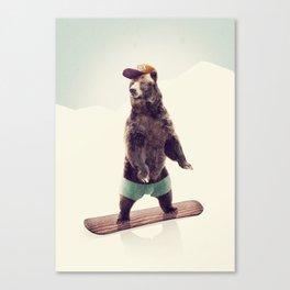 Board Canvas Print