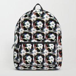 Boy George - Karma Chameleon - Pop Art Backpack