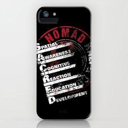 S.A.C.R.E.D iPhone Case