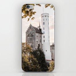 Lichtenstein Castle iPhone Skin