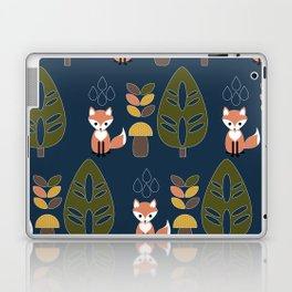 Rainy Fox Laptop & iPad Skin