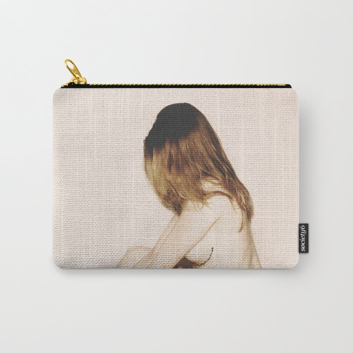 Cloudberry Carry-All Pouch