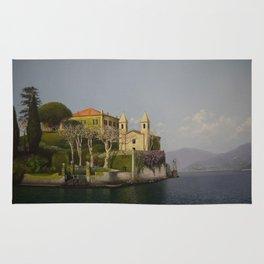 Villa at Lake Como Rug