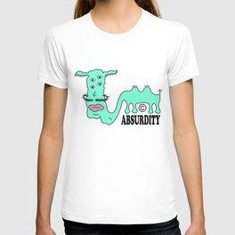 Captain Absurdity T-shirt