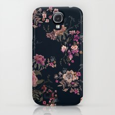 Japanese Boho Floral Galaxy S4 Slim Case