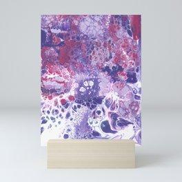 Blushing Lavender Mini Art Print