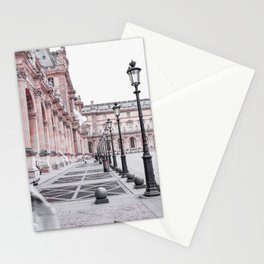 French Pigeons Stationery Cards