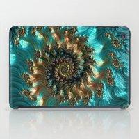 supreme iPad Cases featuring Aqua Supreme by Steve Purnell