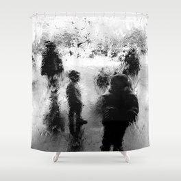 Street Shower Curtain