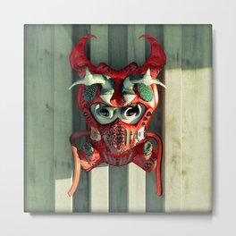 Warhead Metal Print