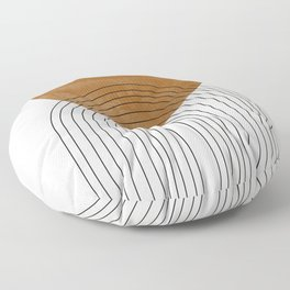 Arch III Floor Pillow