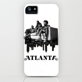 Alanta TV Show iPhone Case