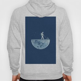 Space walk Hoody