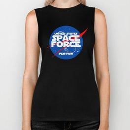 Space Force 2 Biker Tank