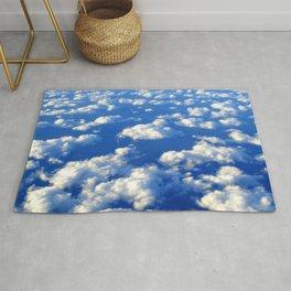 Blue Blue Sky by Lika Ramati Rug