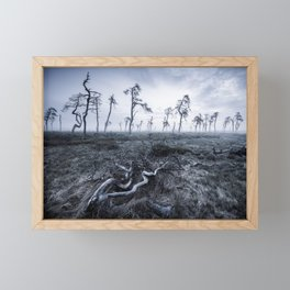 Mysterious atmosphere in the High Fens | Fine Art Photography Print | Landscape Art Poster Framed Mini Art Print