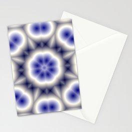 Blue Eyed Owl Stationery Cards