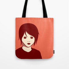Emo Boy Tote Bag