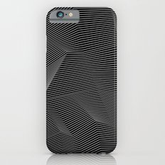 Minimal lines iPhone 6 Slim Case