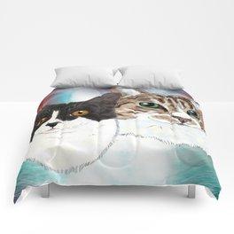 Lily and Sasha Comforters