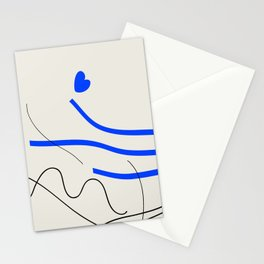 Love Wins Abstraction Stationery Cards
