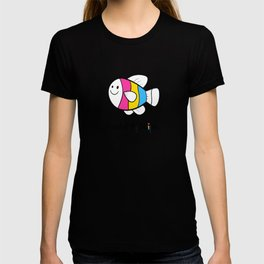 Pansexual Pride (Proud of My Stripes) T-shirt