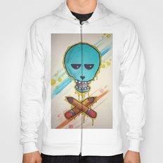 Art Skull Hoody