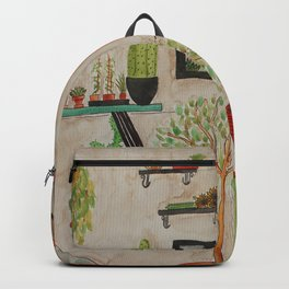Green Chaos Backpack