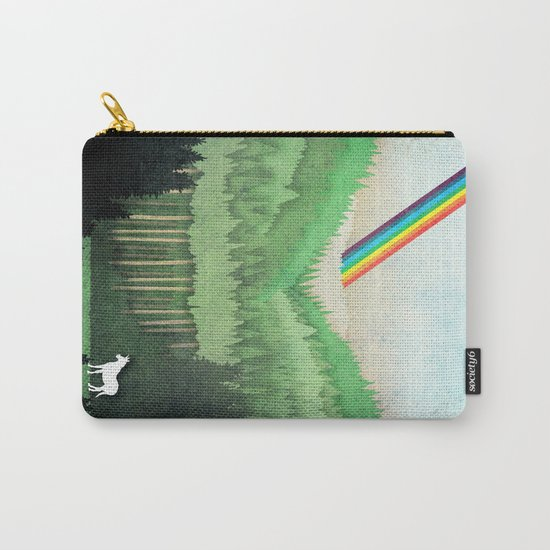 Lost Unicorn Carry-All Pouch