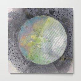 X planet Metal Print