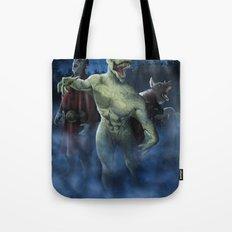 Midnight Stroll Tote Bag