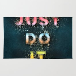 Just do it Rug