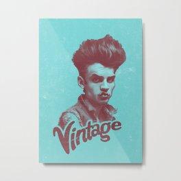 Vintage  Metal Print