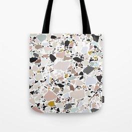 Terrazzo Pattern II. Tote Bag