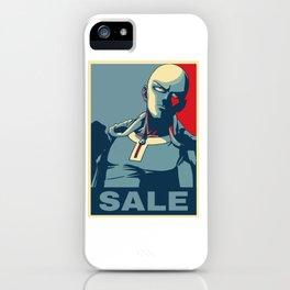 """Saitama """"Sale"""" iPhone Case"""